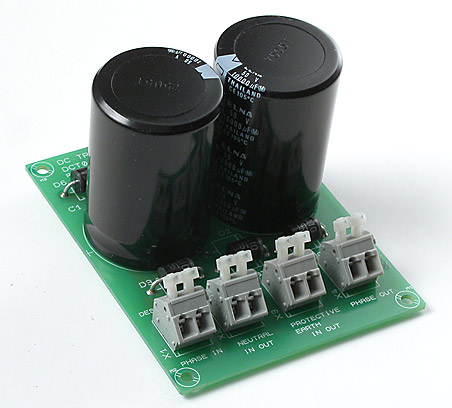DIY Audio Projects Forum • Why the power transformer can get