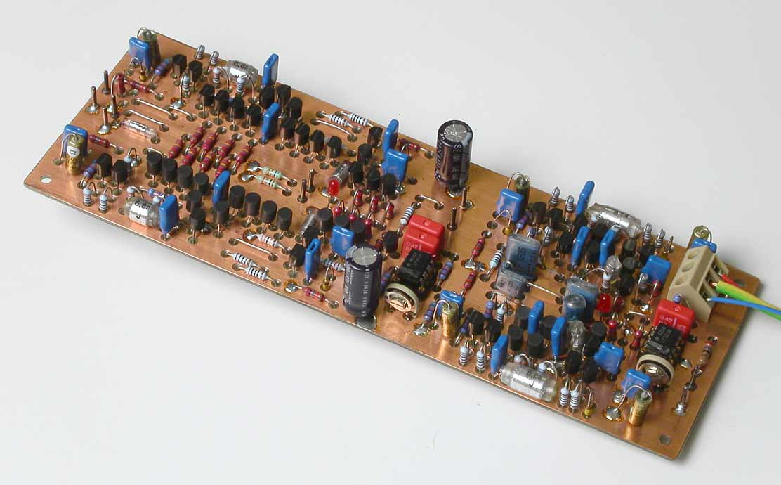 This Is A Simple High Gain Jfet Audio Amplifier Circuit This Circuit