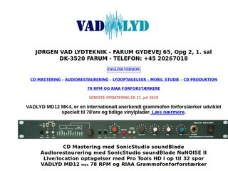 http://www.vadlyd.dk/English/RIAA_and_78_RPM_preamp.html