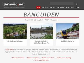 http://www.jarnvag.net