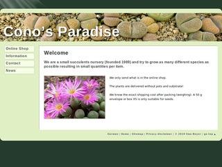 https://www.conos-paradise.com