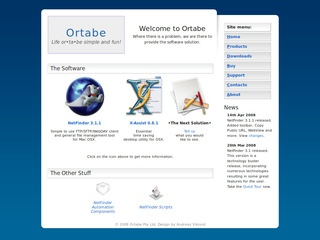 http://www.ortabe.com/products/index.html#netfinder