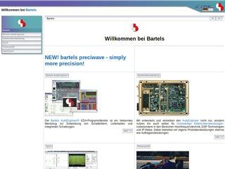 http://www.bartels.de