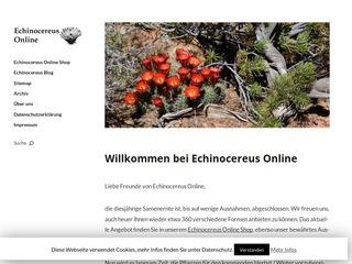 http://www.echinocereus.de