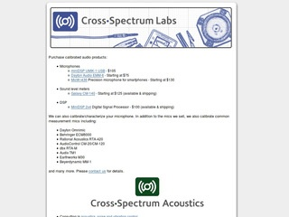 http://www.cross-spectrum.com/cgi-bin/audiosites.cgi?type=presorted&category=DIY&comment=&search_and_display_db_button=Search&title=DIY&banner=diybanner.gif