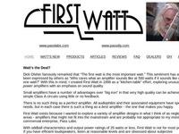 http://www.firstwatt.com