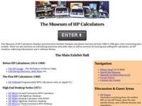 http://www.hpmuseum.org/