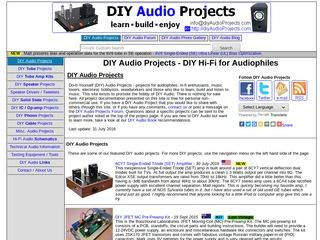 http://diyAudioProjects.com