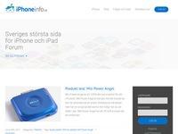 http://www.iphoneinfo.se