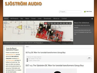 http://sjostromaudio.com/pages/index.php/hifi-projects