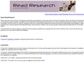 http://www.readresearch.co.uk