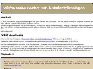 http://www.kaktusar.se