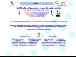 http://www.sengpielaudio.com/Calculations03.htm
