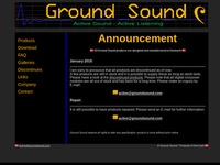 http://groundsound.com